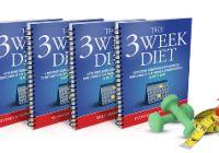 3 Week Diet Book by Brian Flatt PDF Download