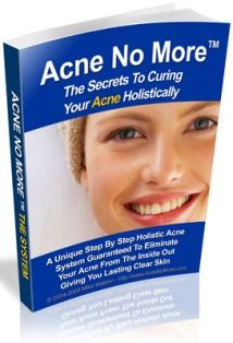 Acne No More e-cover