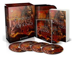 Ancient Secrets of Kings e-cover