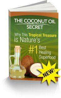 Coconut Oil Secret e-cover