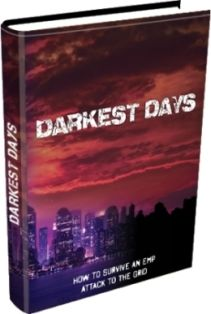 Darkest Days e-cover
