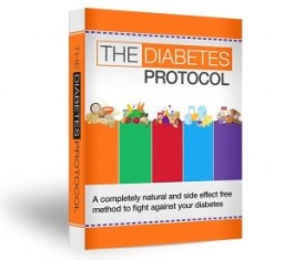 Diabetes Protocol e-cover