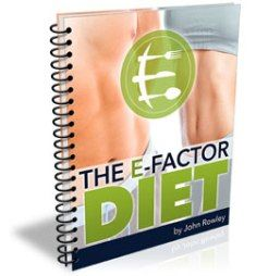 E-Factor Diet e-cover