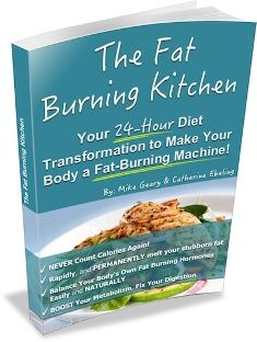 Fat Burning Kitchen ebook cover