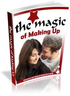 Magic Of Making Up e-cover