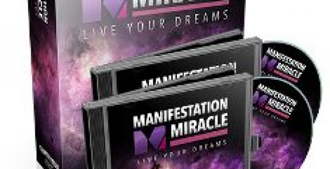 Manifestation Miracle e-cover