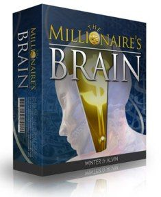 the Millionaire's Brain e-cover