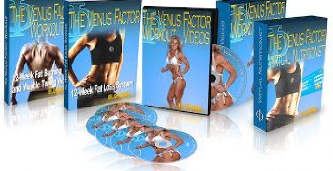 Venus Factor e-cover
