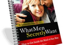 What Men Secretly Want e-cover