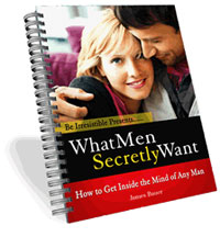 What Men Secretly Want e-cover