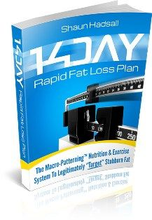 14 Day Rapid Fat Loss e-cover