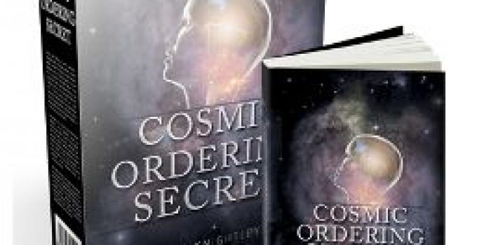 Cosmic Ordering Secrets e-cover