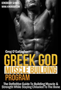 Greek God Muscle Building Program e-cover