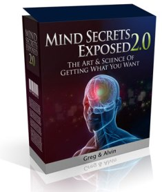 Mind Secrets Exposed e-cover