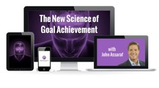 The New Science Of Goal Achievement e-cover