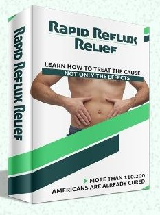 Rapid Reflux Relief e-cover