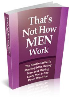 That's Not How Men Work e-cover