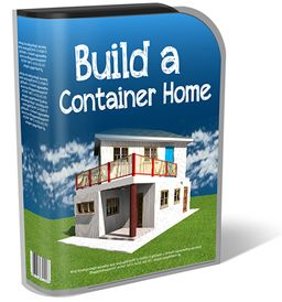Build a Container Home e-cover