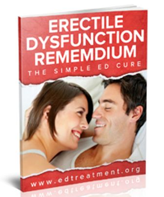 Erectile Dysfunction Rememdium