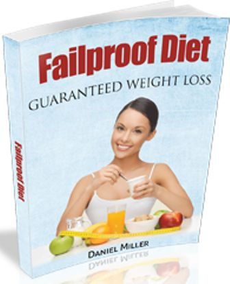 FailProof Diet e-cover