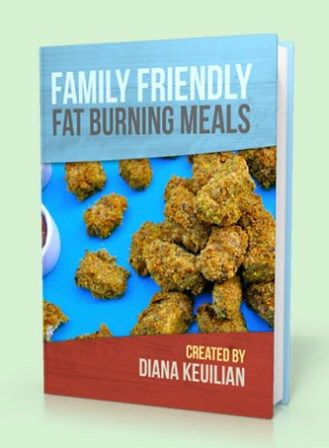 Family Friendly Fat Burning Meals e-cover