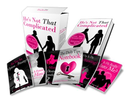 He's Not That Complicated free pdf download