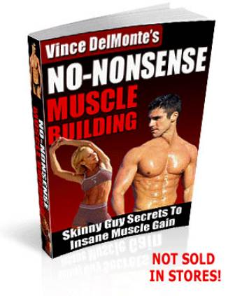 No-Nonsense Muscle Building Program free pdf download