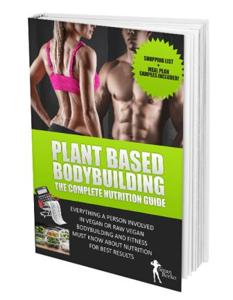 Plant Based Bodybuilding e-cover