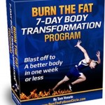 Burn The Fat 7-Day Body Transformation Program free pdf download