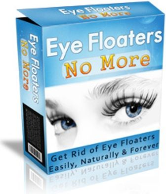 Eye Floaters No More e-cover