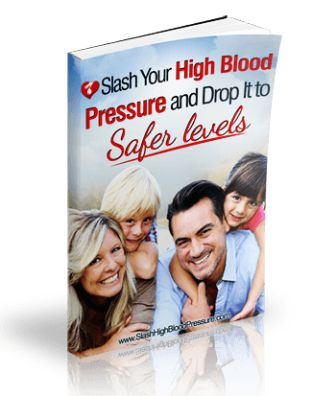 Slash High Blood Pressure e-cover