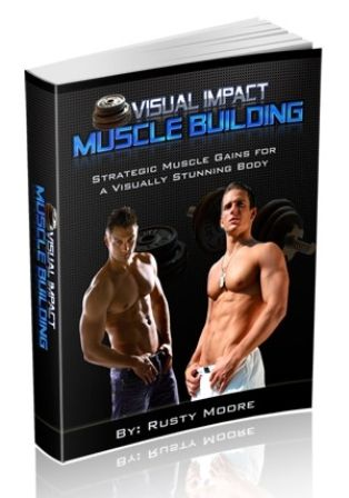Visual Impact Muscle Building e-cover