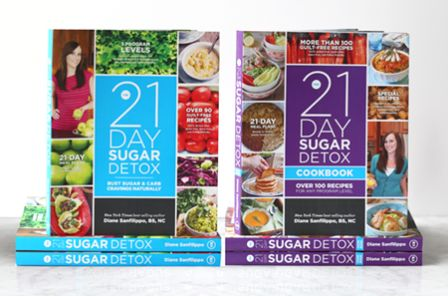 21 Day Sugar Detox e-cover