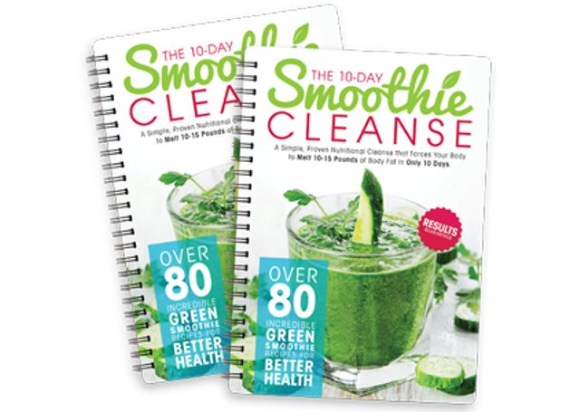 10-Day Smoothie Cleanse ebook pdf