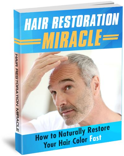 Hair Loss Miracle Solution ebook download