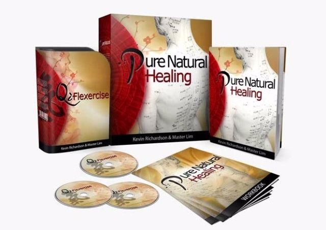 Pure Natural Healing ebook pdf download