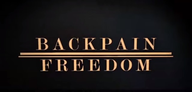 Backpain Freedom e-cover
