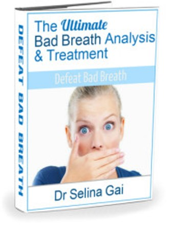 Defeat Bad Breath