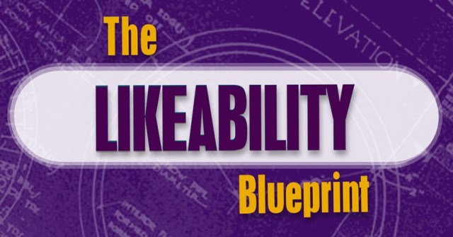 Likeability Blueprint e-cover