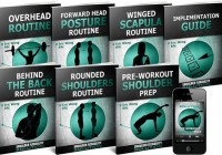 Shoulder Flexibility Solution ebook cover