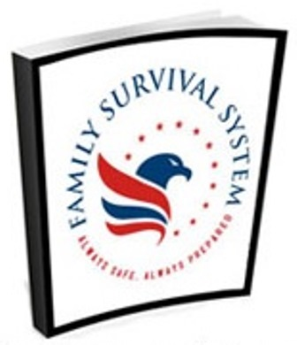family survival system ebook cover