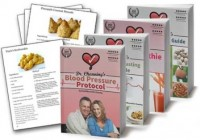 Blood Pressure Protocol ebook cover