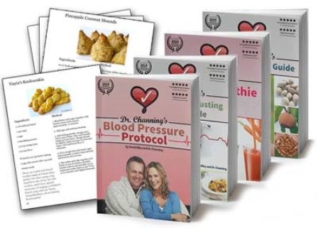 Blood Pressure Protocol ebook cover