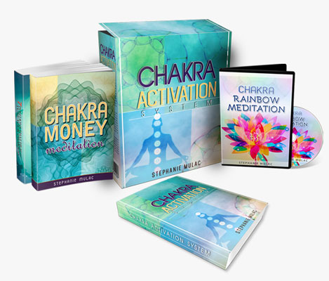 Chakra Activation System book cover