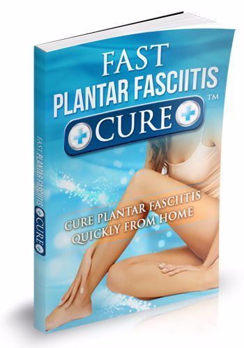 Fast Plantar Fasciitis Cure book cover