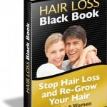 Hair Loss Black Book cover