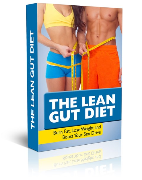 lean gut diet ebook cover