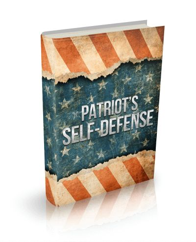 Patriot's Self Defense ebook cover