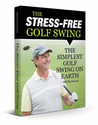 Stress Free Golf Swing ebook cover