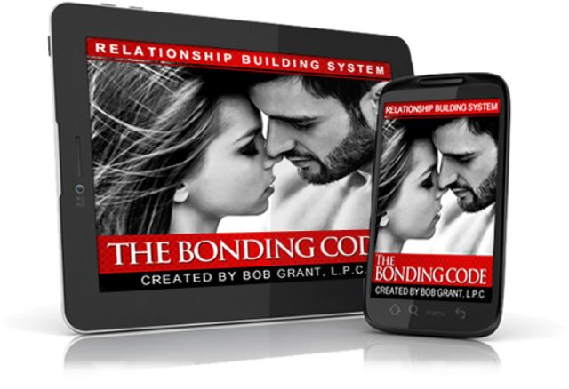 The Bonding Code book cover